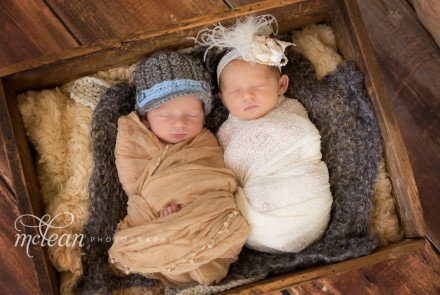 Clermont, Winter Garden Newborn Photographer