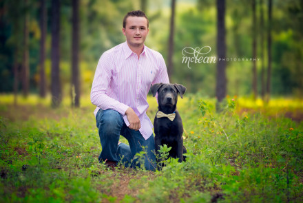 Winter Garden Senior Portrait Photographer