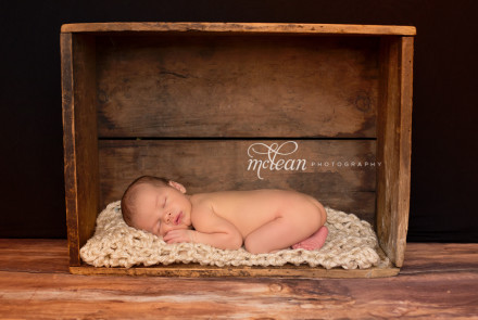 Orlando Winter Garden newborn photographer