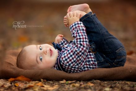 winter garden child portrait photographer