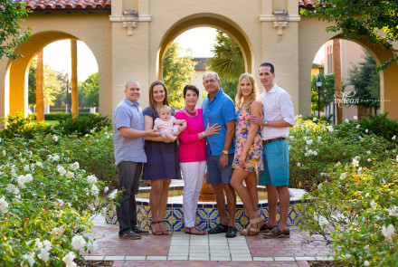 winter garden orlando family photographer