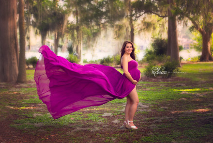 Orlando Clermont Maternity Session