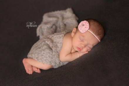winter garden newborn photographer clermont