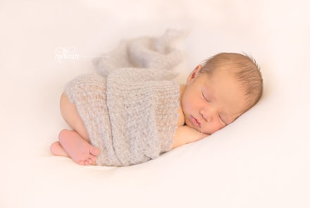 clermont newborn session