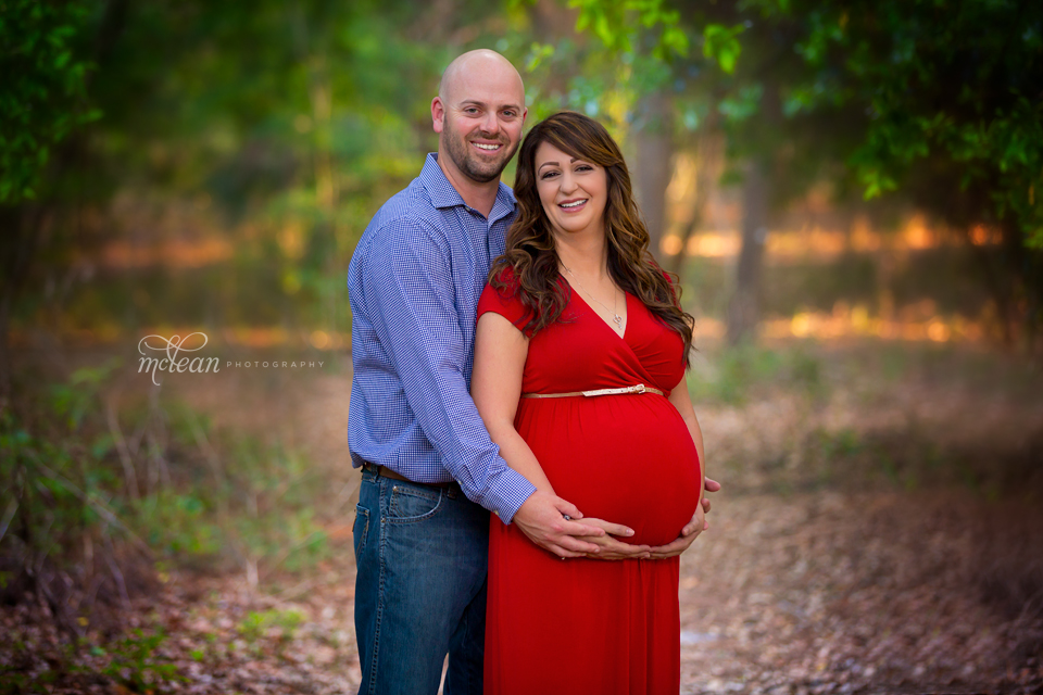 clermont maternity photographer